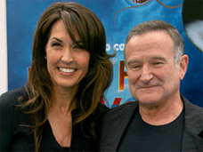 Robin e Susan Schneider Williams